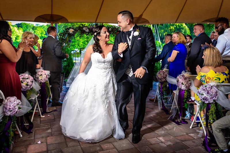 Jen & Jason's Wedding at Ole Savannah in Kingston, NY