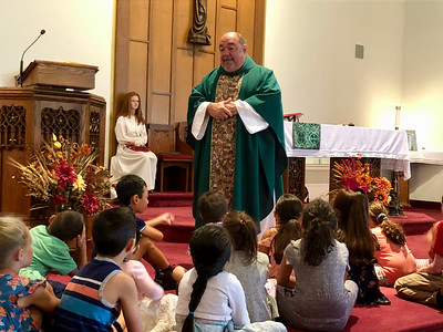2019.09.22 Family Mass (St. Mary)