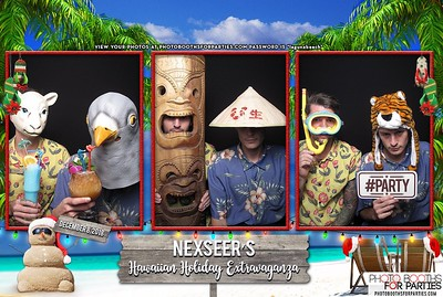 Nexseer's Hawaiian Holiday Extravaganza 2018