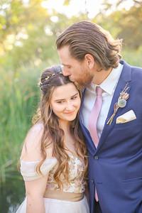Ella + Brett's Wedding
