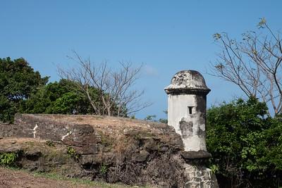 Fort San Lorenzo - Feb 9