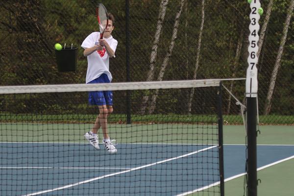 Boys' Varsity Tennis vs. Vermont Academy | May 13