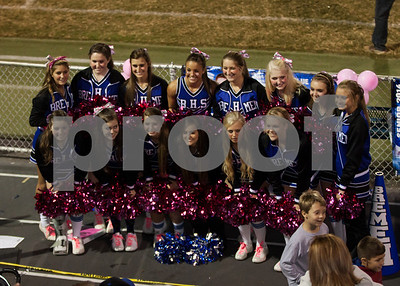 2013 Varsity Cheerleaders