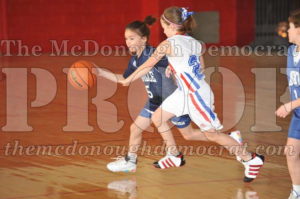Girls 4th BTBA vs Knoxville 01-08-11