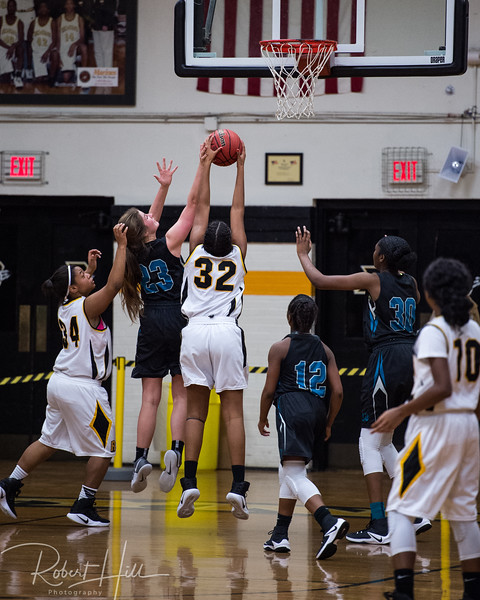 RJR Ladies' Basketball