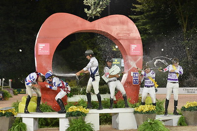 U.S. Open $50,000 Arena Eventing Presented By The Fite Group Luxury Homes