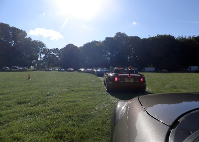 RabyCastleClassicCarShow