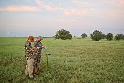 Jonathan's First Dove Hunt
