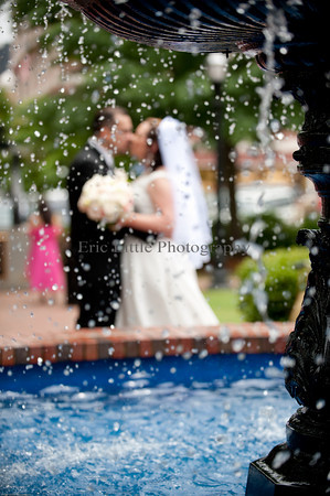 McAlister and Castrillon Wedding