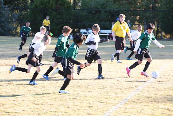 Dacula Soccer 10 15 11