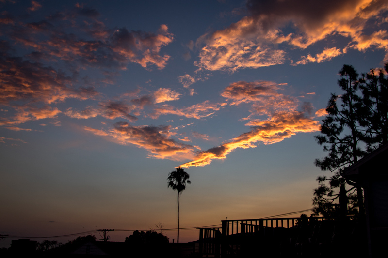 August 31 - Late August sunset over Los Angeles.jpg