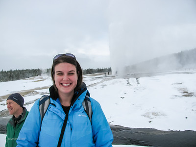 201401 Julie's Yellowstone Trek