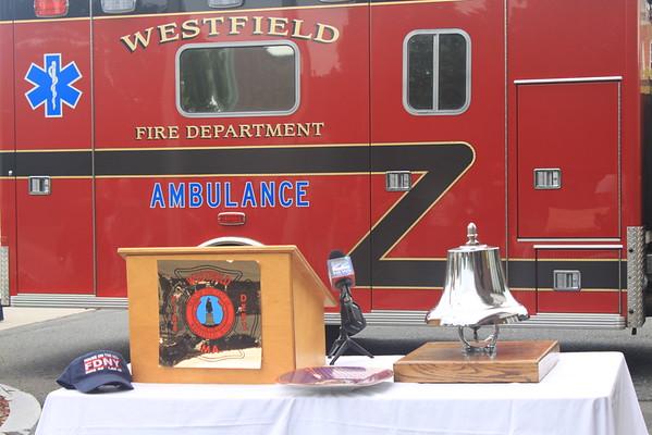 9-11 Memorial Ceremonies 2015