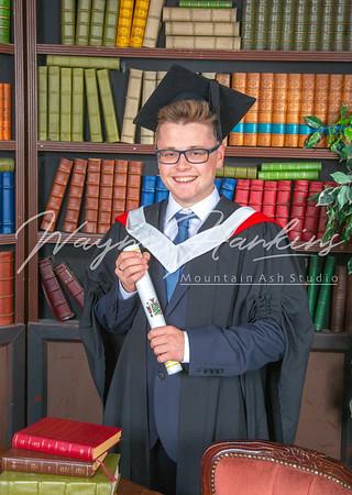 Sean Moses Graduation