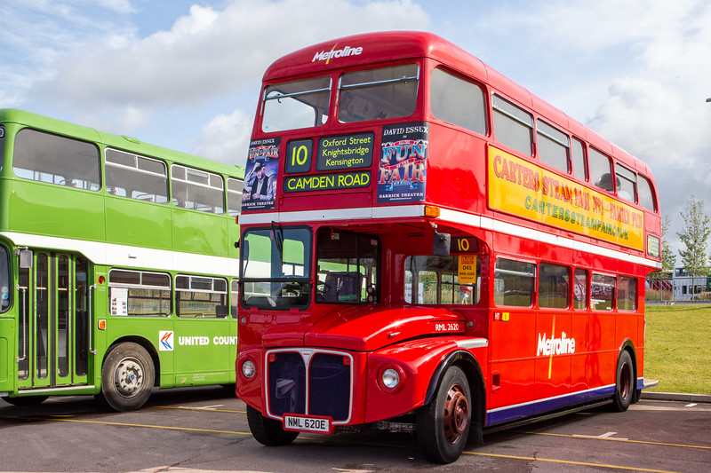 1967 AEC Routemaster with Park Royal body