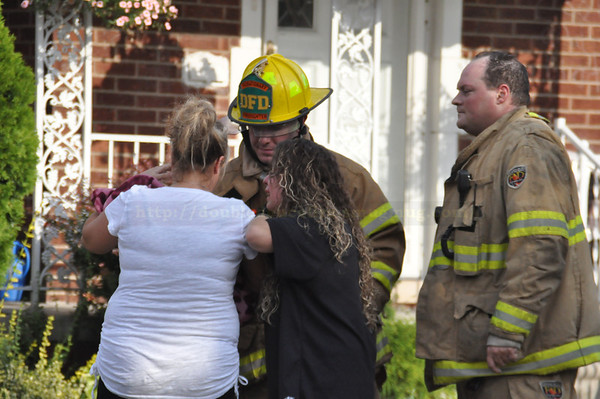 Dearborn- House Fire- Steadman street 9/16/12