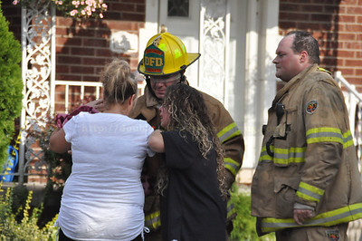 Dearborn- House Fire- Steadman street 9/16/12