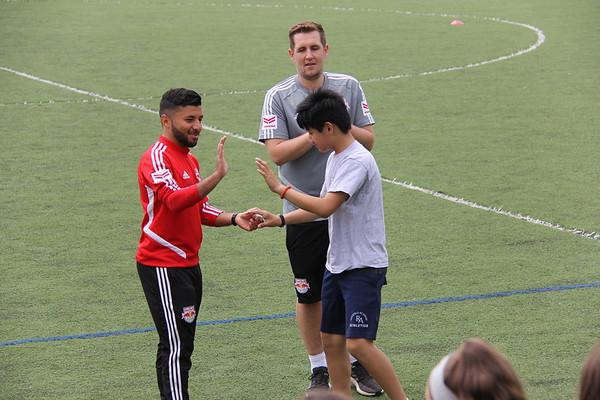 NY Redbulls Soccer: LS Drills
