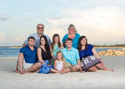 Wilkerson Family Panama City Beach 2015 - Sun Fun Photo