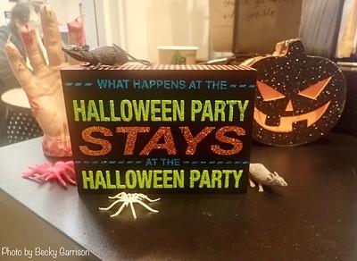 10/28 Toker's Bowl & Masquerade Gala