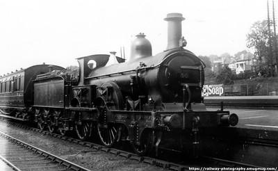 Kirtley 800 class 2-4-0