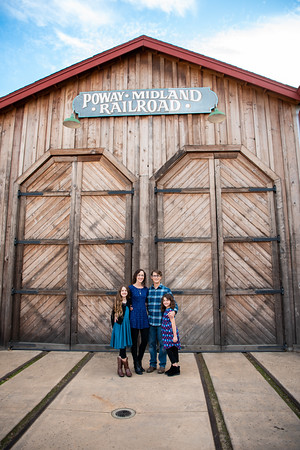 Vandervort Family | Old Poway Park Family Photos