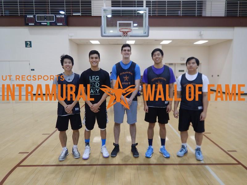 Fall 2016 Basketball 3v3 Men's Champ_La Familia