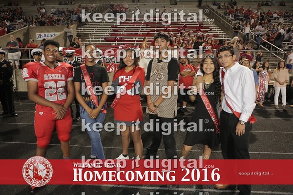 Travis Homecoming Activities 2016