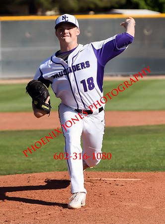 3-21-17 -   NCS v Blue Ridge Baseball Game