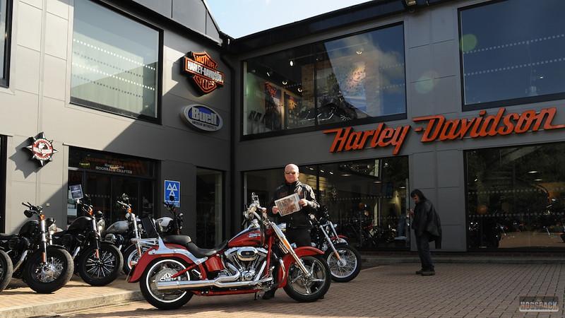 2012 Bike Launch weekend, 9/11 Sep 2011