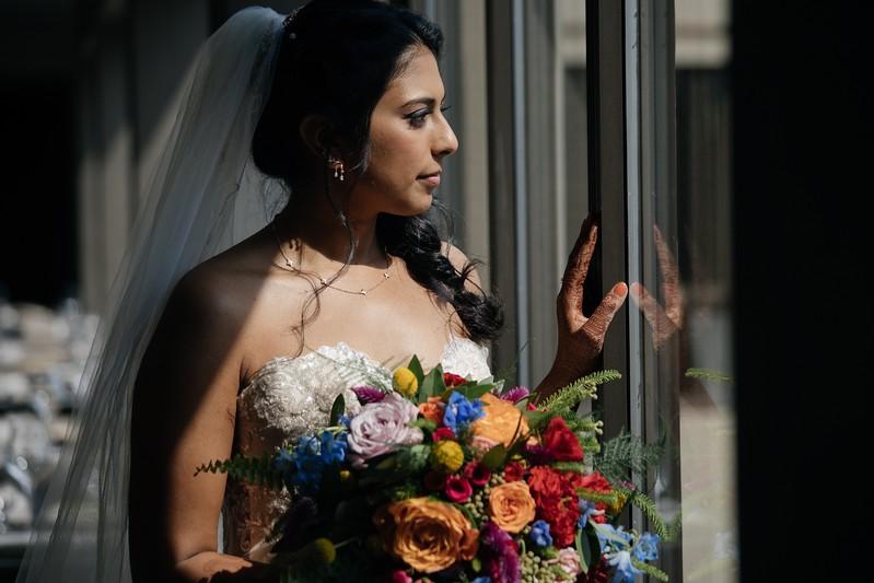 LeCapeWeddings Chicago Photographer - Renu and Ryan - Hilton Oakbrook Hills Indian Wedding -  344.jpg
