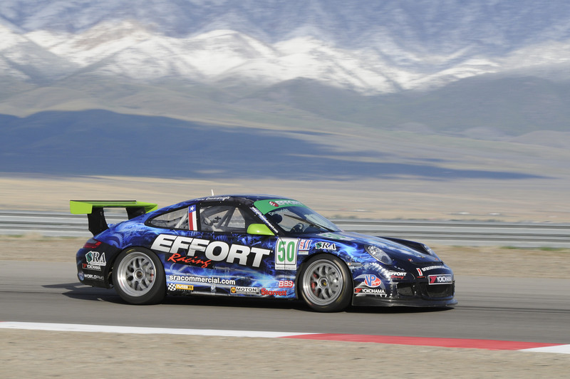 Porsche, Effort Racing, Utah