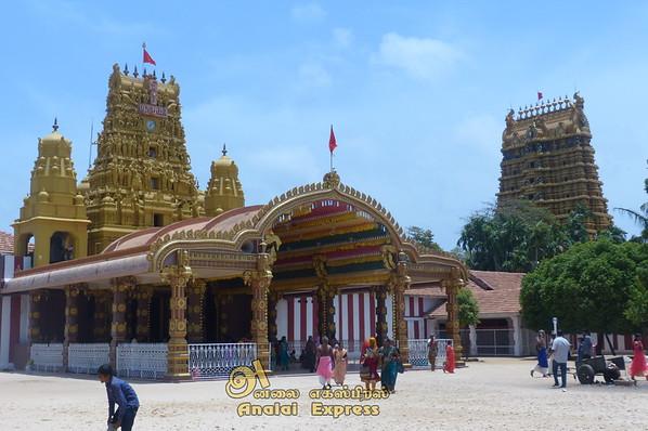 நல்லூர்க-ந்தசுவாமி கோவில் ஏழாம் திருவிழா