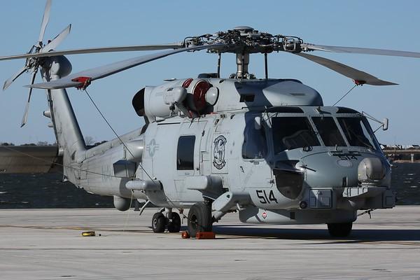 "US Navy MH-60R ""Seahawk"", Norfolk, 26Mar19"