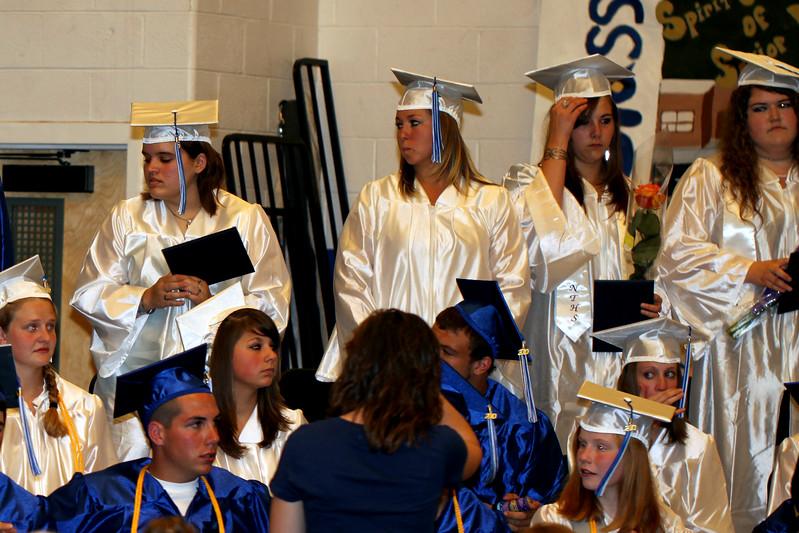 2010 Williamstown High School Graduation