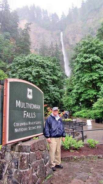 Multnomah Waterfalls Tour