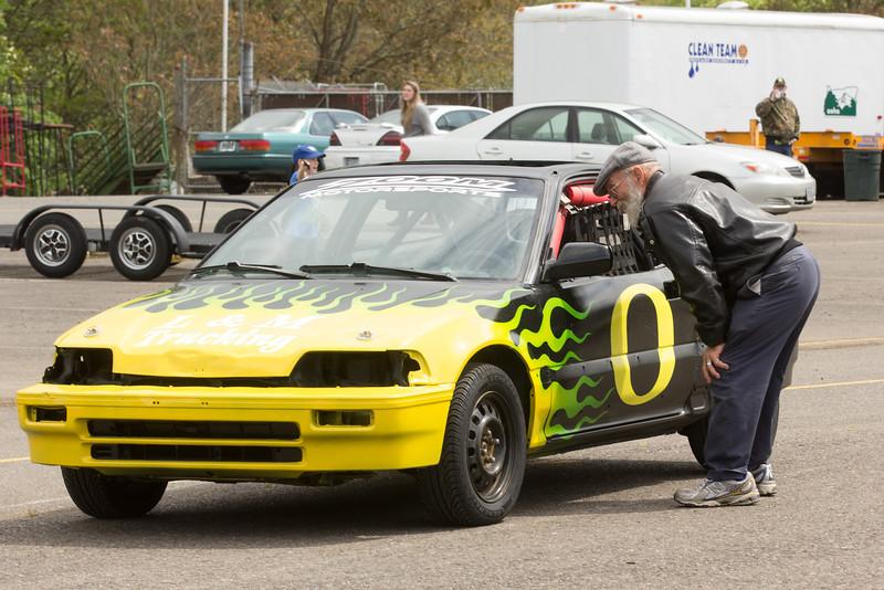 Racing photos from Douglas County Speedway, Roseburg Oregon.