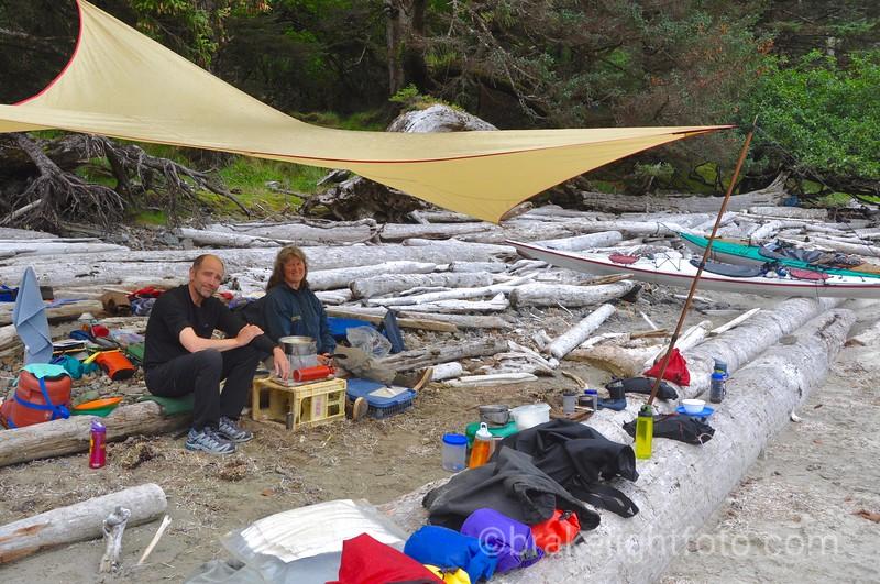 Peril Bay Campsite