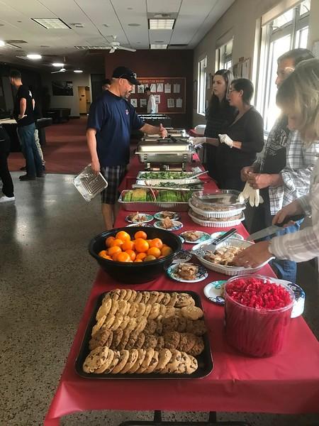 USMC 1-11bn Single Marine Dinner 04/28/2019