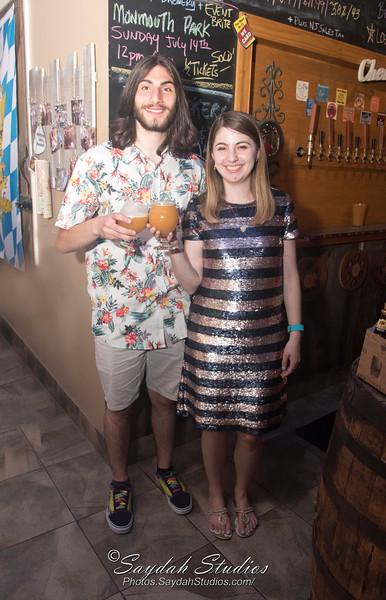 Mary & Theo's Grad Party 2019