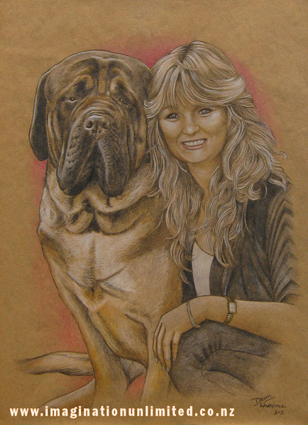 Lady and dog portrait.JPG