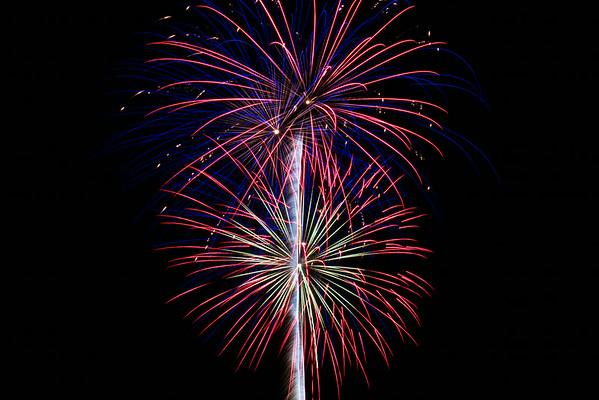 2014 Luna Pier Fireworks