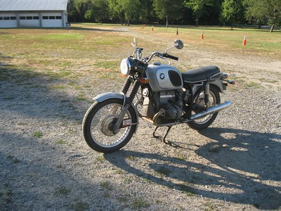 Old Beemer