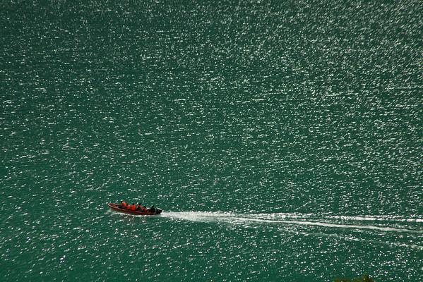 Chapter 15 - Waiting for a Flight; we go Fishing at Satpara Lake