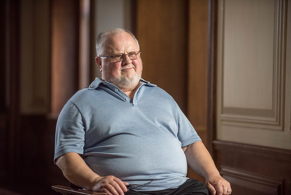 Heart Transplant Coordinator  Conrad Drost