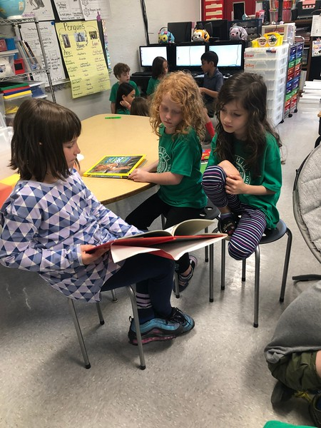3rd Grade Reading Buddies