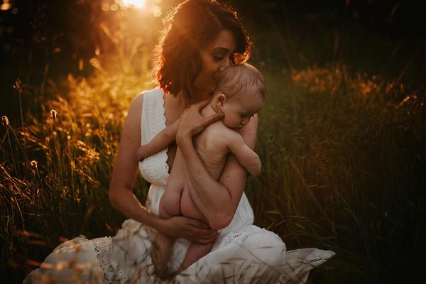 Kayla & Penelope {Mommy & Me}
