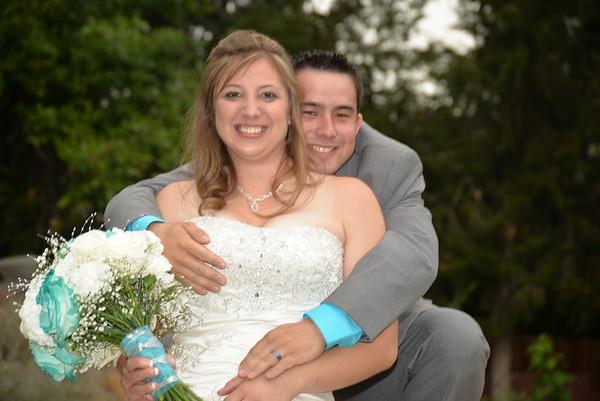 STUART & KATRINA WEDDING