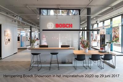 Heropening Bosch Showroom