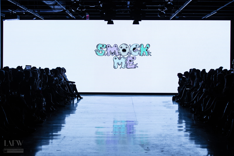 LAFW SS20 Smock Me